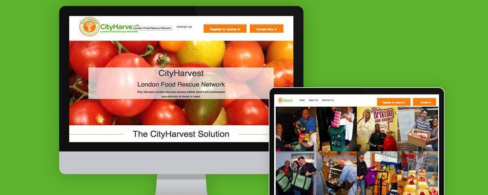 Cityharvest.co.uk